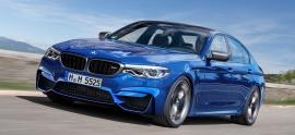 BMW M5 - z napędem na tył i 4x4