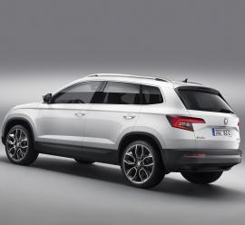 Skoda Karoq – oto następca Yeti