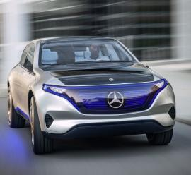 Elektryczny Mercedes – jeździmy pierwszym modelem marki EQ