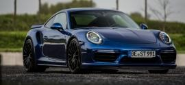 Porsche 911 Turbo S Edo Competition - najszybsze