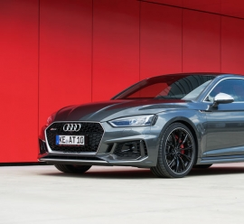 Audi RS 5 - 3,7 s do 100 km/h!