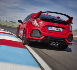 Honda Civic Type R - simply the best?