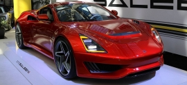 Saleen S1 - supersamochód z USA