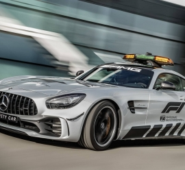 Mercedes-AMG GT R - nowy safety car w Formule 1