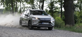 Mitsubishi Eclipse Cross - raport z jazdy