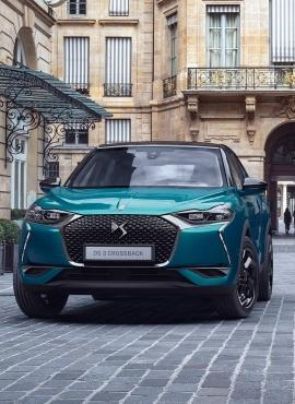 DS 3 Crossback – premiera