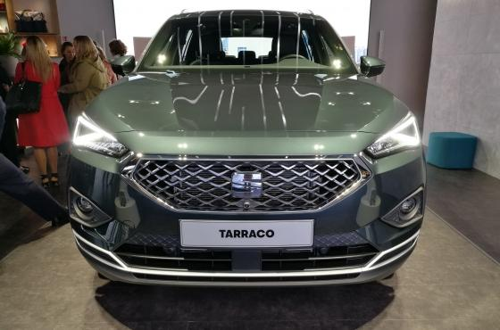 Seat Tarraco – Paris Motor Show 2018