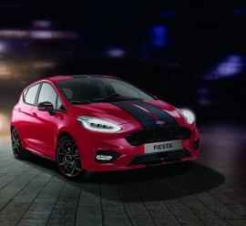 Ford Fiesta ST-Line Red Edition i Black Edition