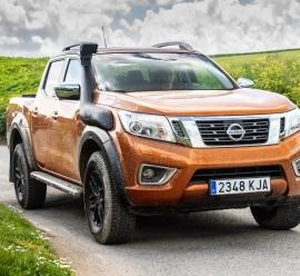 Nissan Navara Off-Roader AT32 w Polsce
