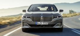 BMW Serii 7 po face liftingu