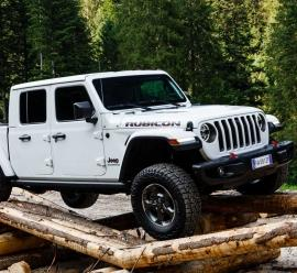 Jeep Gladiator. Pick-up dla Europy