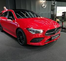 Mercedes CLA Shooting Brake. Znamy ceny