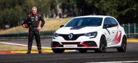 Renault Megane RS Trophy-R znów szybsze od Civica Type R
