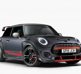 Mini John Cooper Works GP. Brytyjski hot hatch
