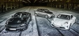 Abarth 695 C Rivale, Alpine A110, Ford Mustang Bullitt: Born again