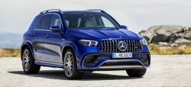 Mercedes-AMG GLE 63 S. Nadmiar mocy