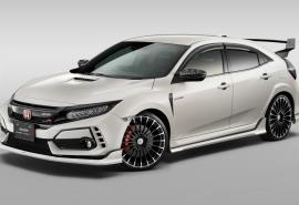 Honda Civic Type R Mugen – agresywny hot-hatch