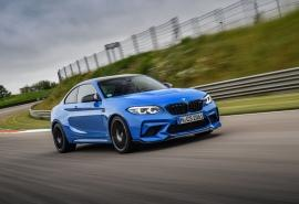 BMW M2 CS – supermocne coupe za pół miliona