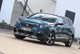 Peugeot 5008 GT: Do siedmiu odlicz - TEST