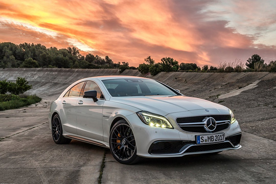 Mercedes-AMG CLS 63 S