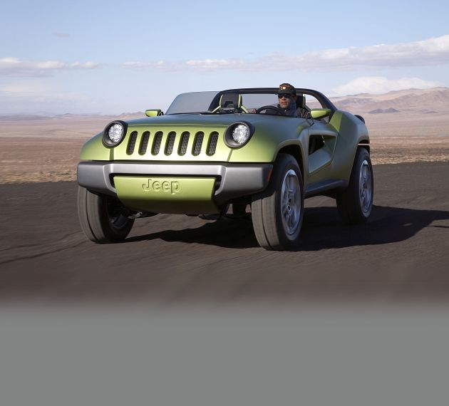 Jeep Renegade – Studio elektron