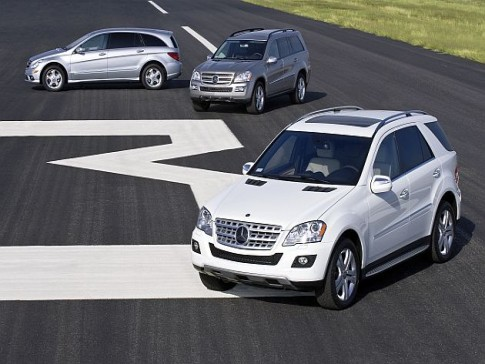 Mercedes ML 320 BlueTEC