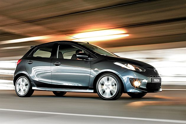 Mazda 2 - World Car Of The Year!