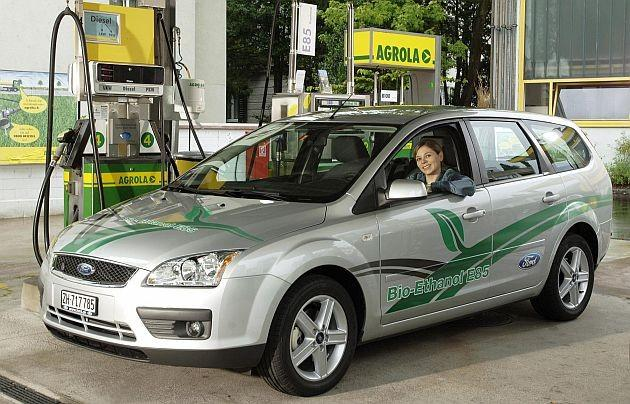 Ford Focus Flexifuel