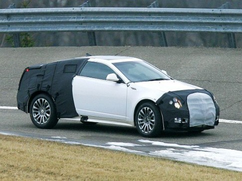 Cadillac CTS Coupe koncept