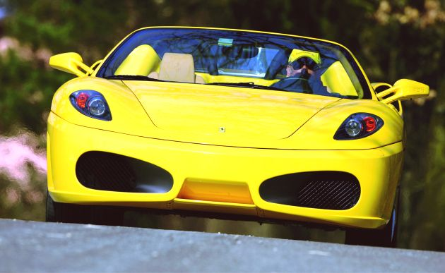 Ferrari F430 Spider – Spidermania