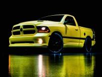 Dodge Ram 1500 Rumble Bee Concept: pick-up jakiego nie było