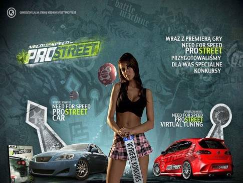 Konkurs Need for Speed