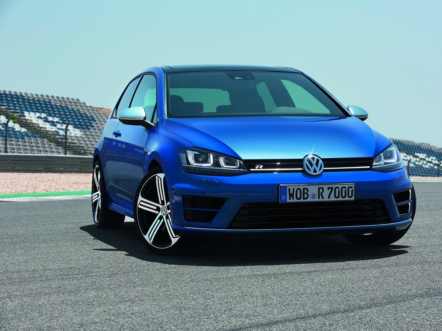 Volkswagen Golf R: konkurent S3