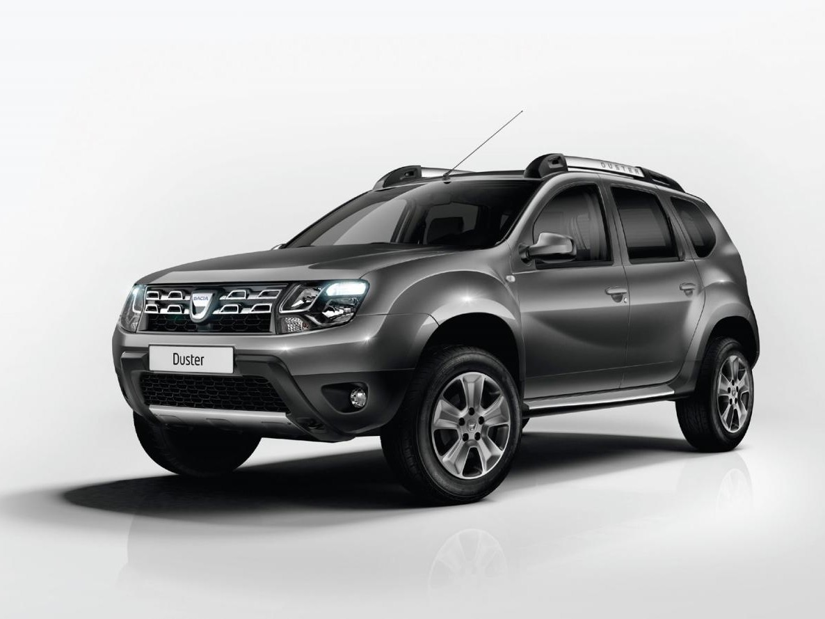 Ceny Dacii Duster po face liftingu
