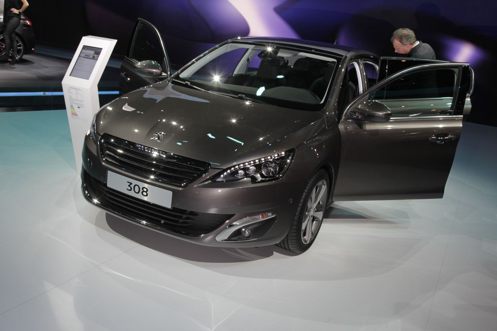 Car of the Year 2014 dla Peugeota 308
