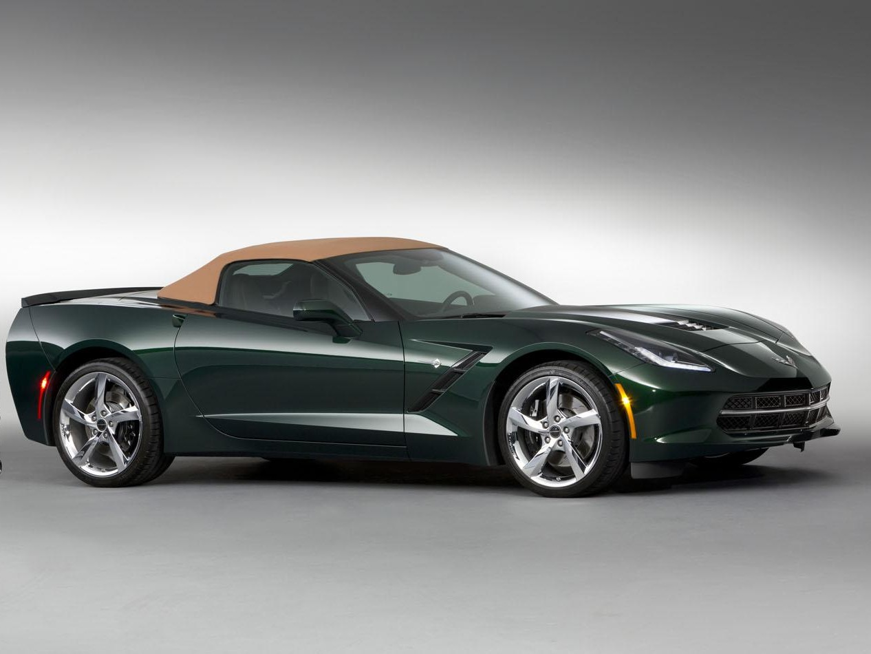Chevrolet Corvette Stingray Premiere Edition Convertible: prezent pod choinkę