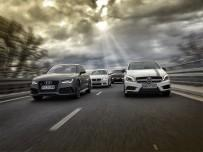 Test Audi BMW Mercedes Jeep