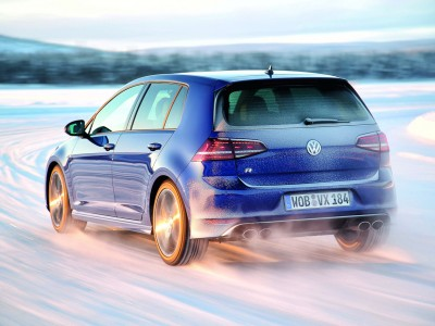 VW Golf R: Sleeper
