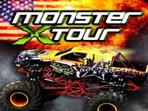 Monster X Tour w Polsce