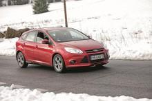 Ford Focus: W drodze do mety