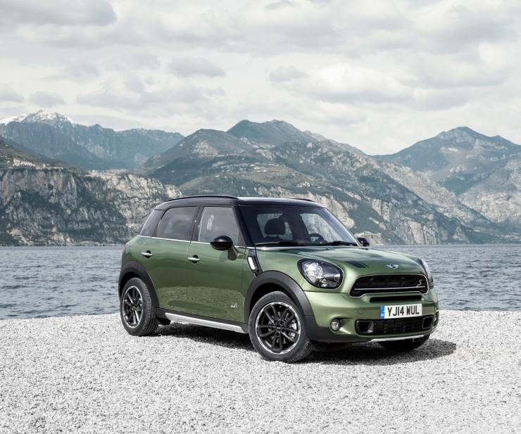 Nowe MINI Countryman