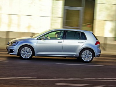 VW Golf: A co to?