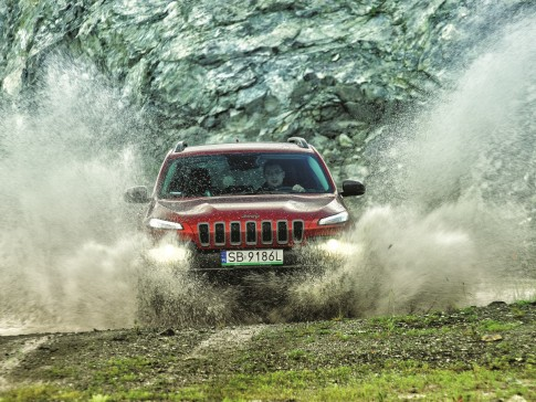 Test: Jeep Cherokee 3.2 V6 Trailhawk