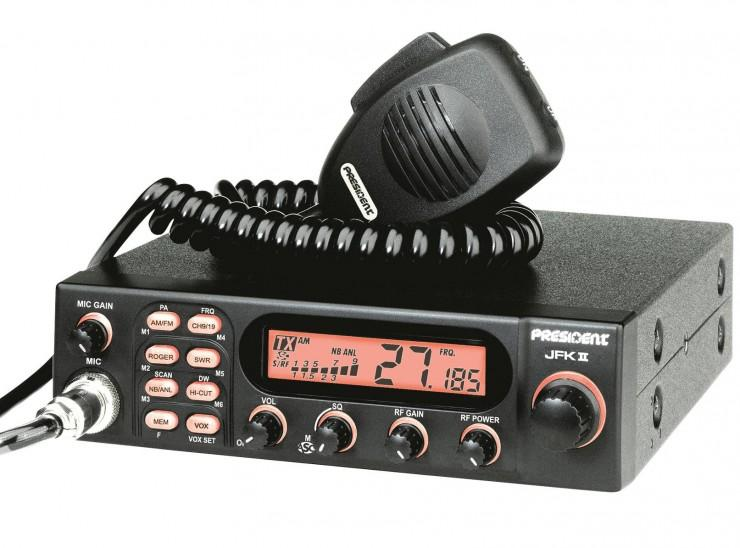 CB Radio Cobra