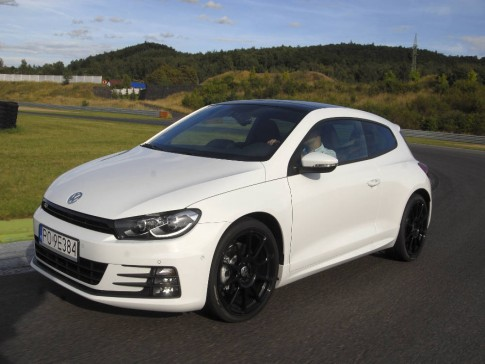 Nowy VW Scirocco