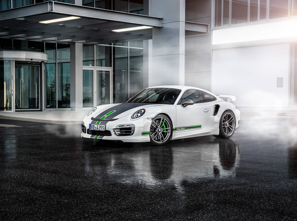 TechArt Power Kit do Porsche 911 Turbo