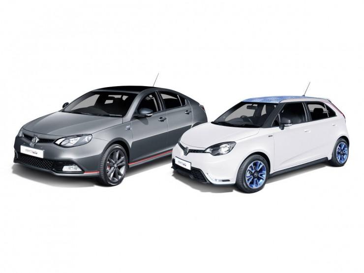 MG3 i MG6 90th Edition