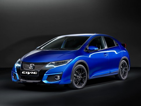 Facelifting Honda Civic