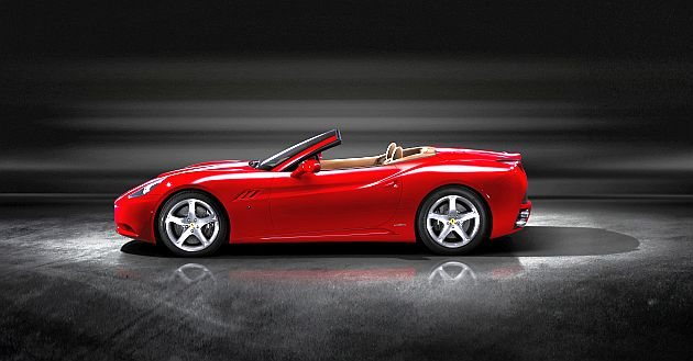 Ferrari California!