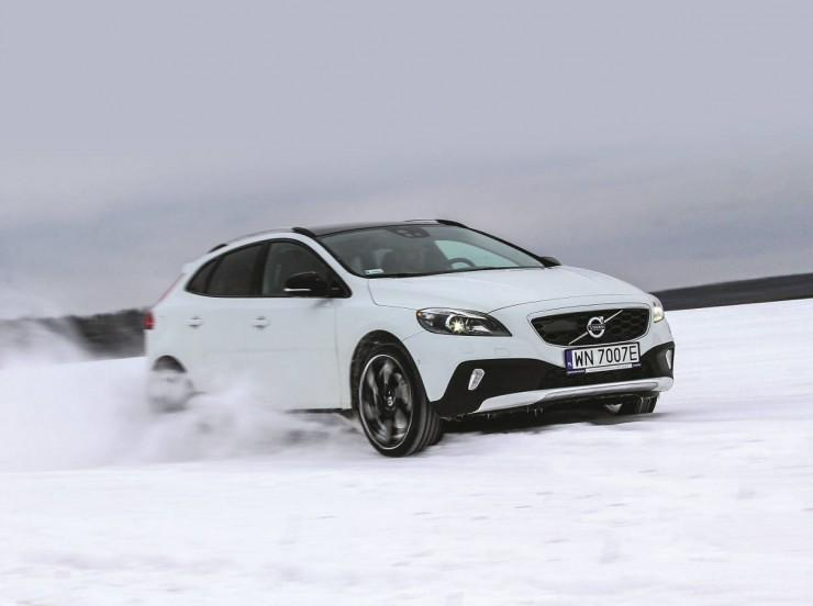 Test Volvo V40 Cross Country